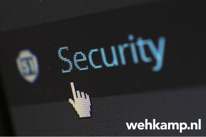 Wehkamps Security Advies